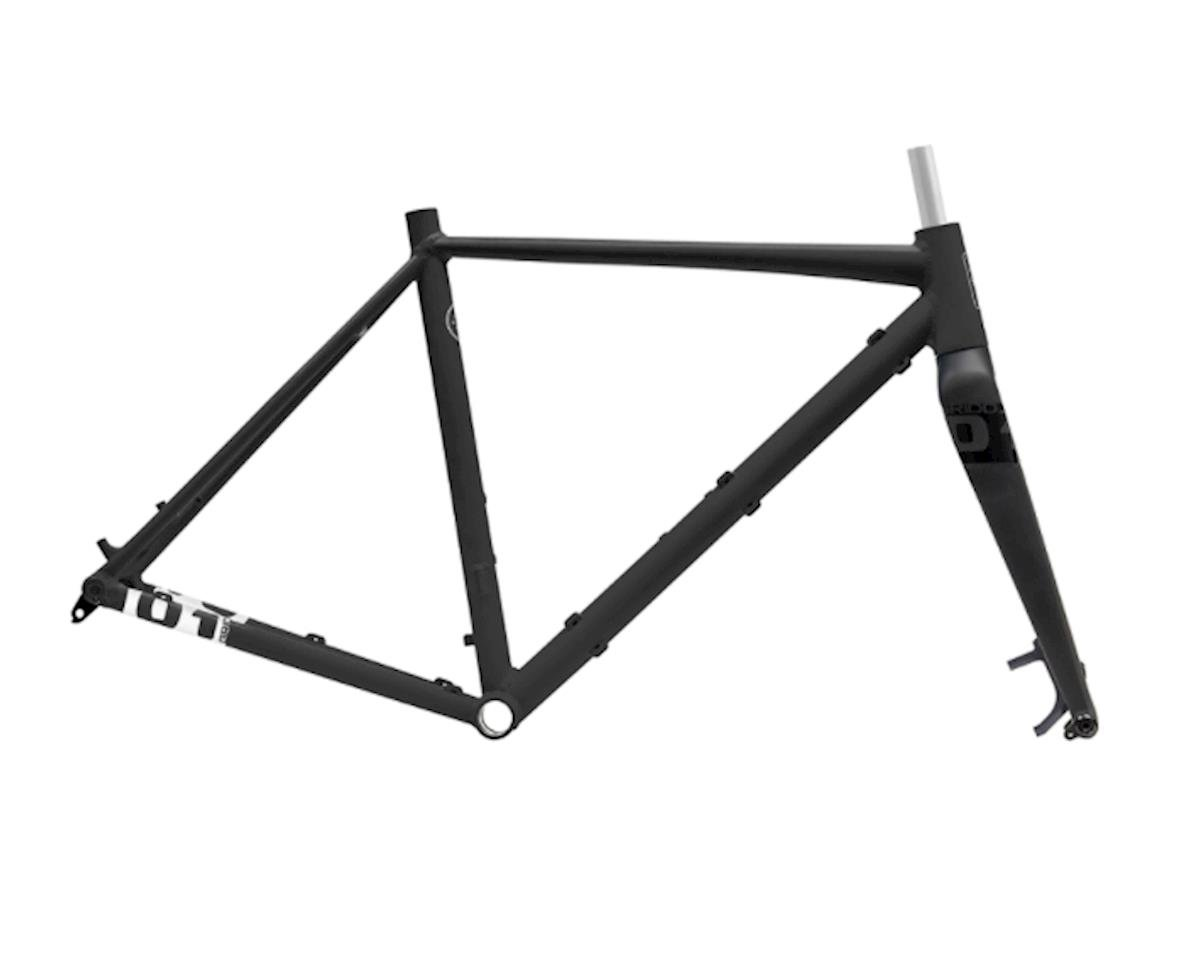 Octane One Gridd 700c Frameset (Black) (XL)