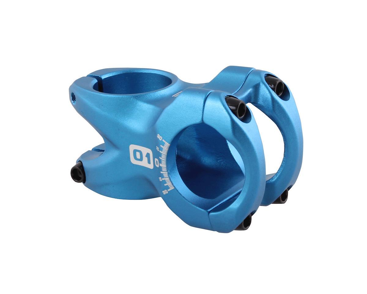 Octane One Tone Stem (Blue) (31.8mm Clamp) (45mm Length)
