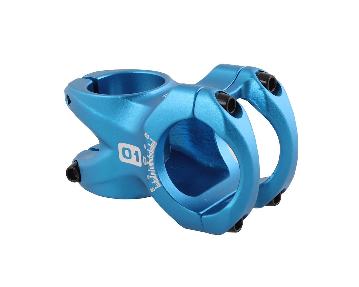 Octane One Tone Stem (Blue) (35mm Clamp) (45mm Length)