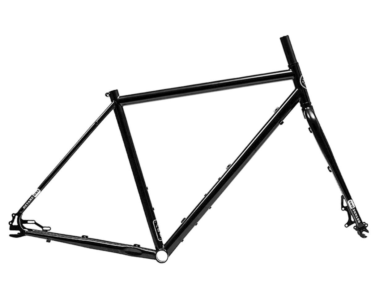 Octane One Kode 700c Frameset (Black) (M)