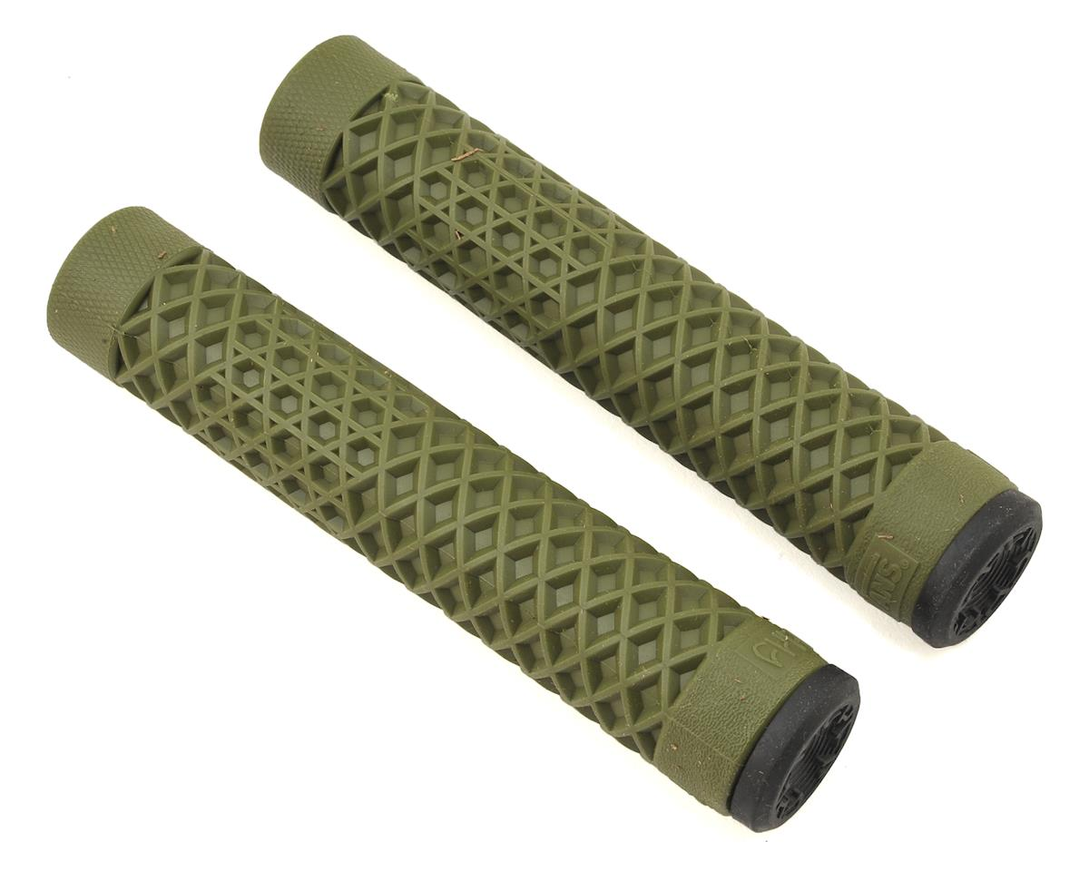 ODI Cult X Vans Flangeless Grips (150mm) (Army Green)