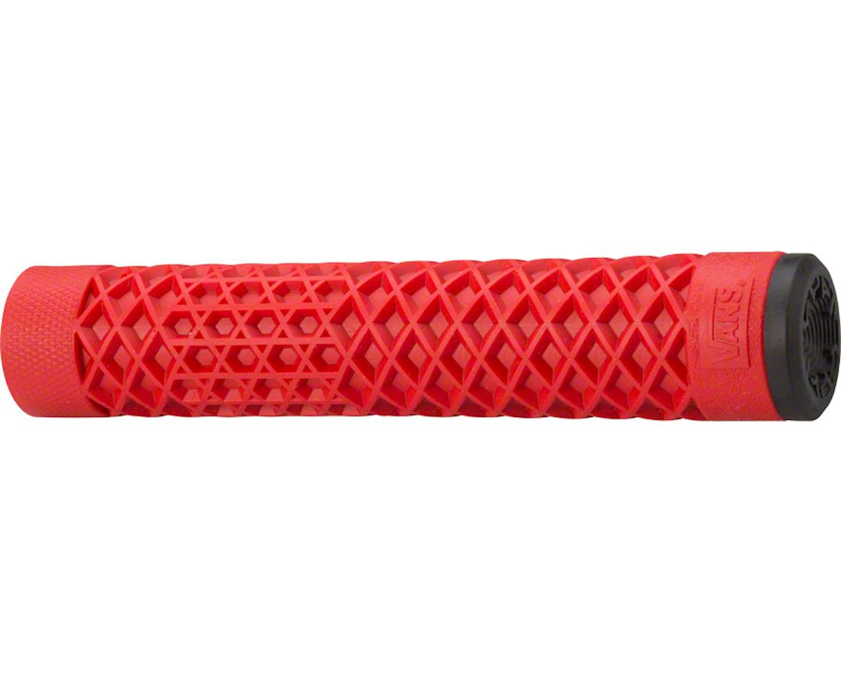 ODI Cult x Vans Flangeless Grips (Red) (150mm)