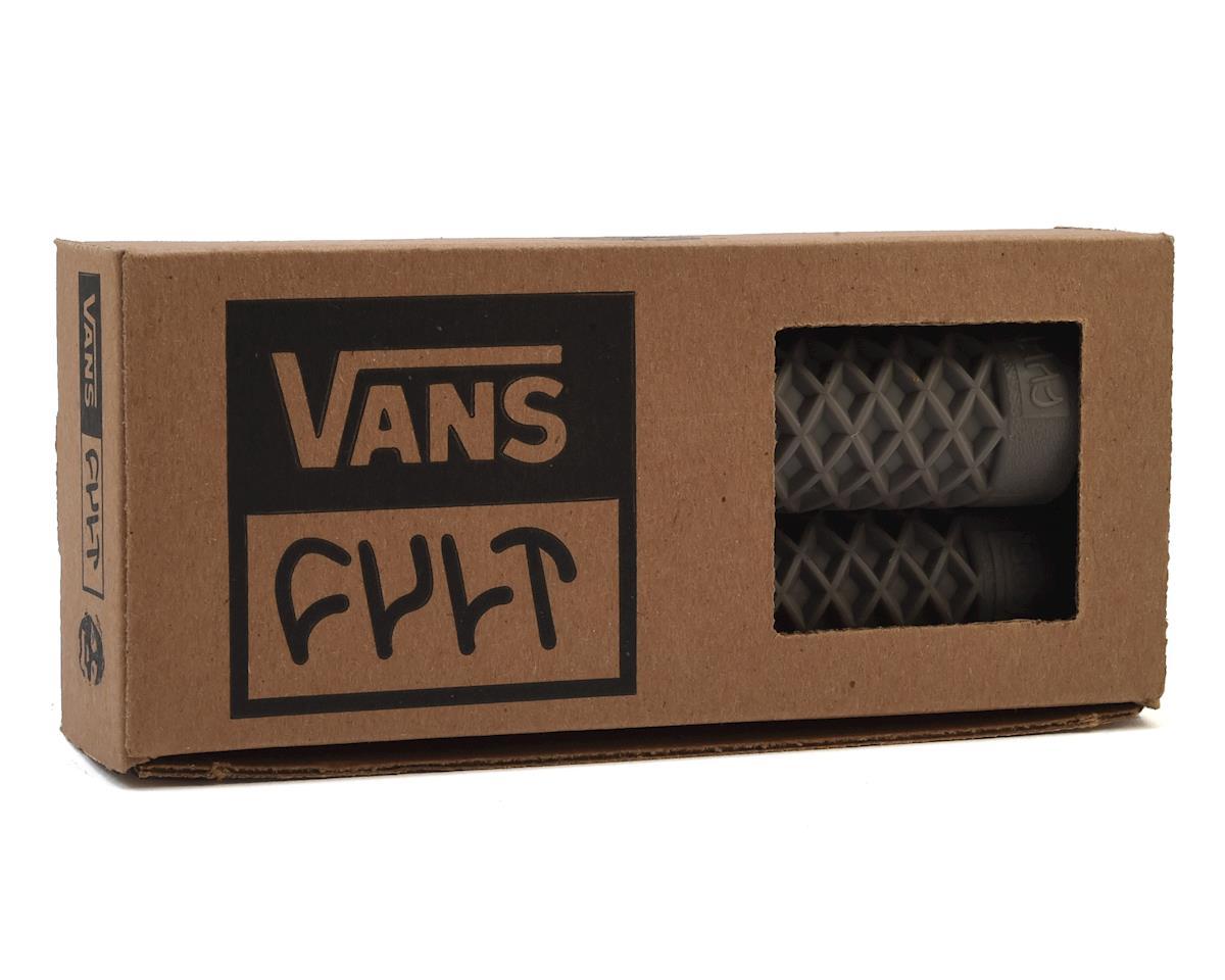 ODI Cult X Vans Flangeless Grips (Warm Gray) (150mm)