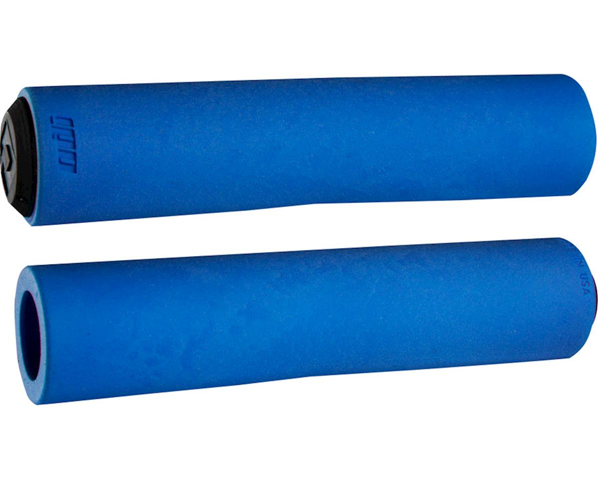ODI F-1 Float Grips (Blue) (130mm)