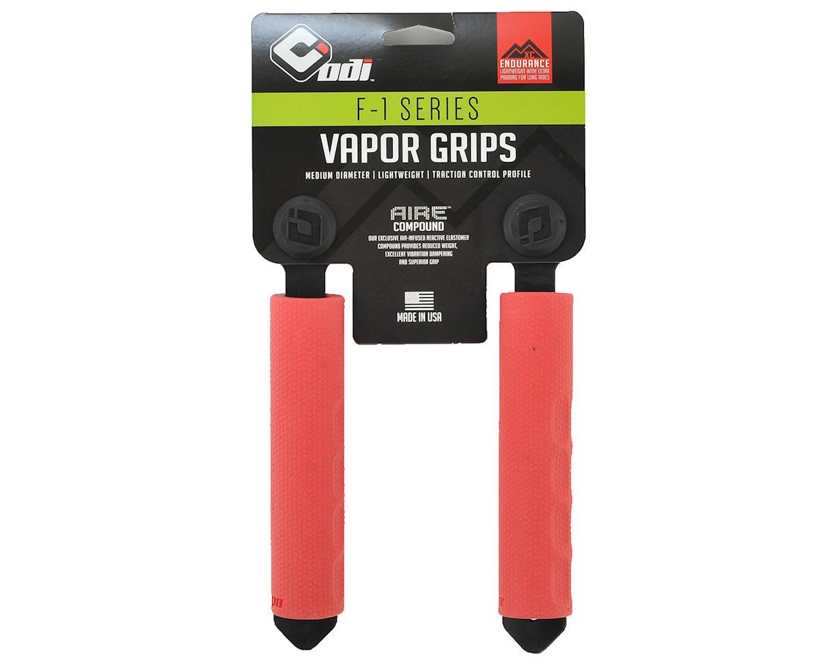 ODI F-1 Series Vapor Grips (Red)