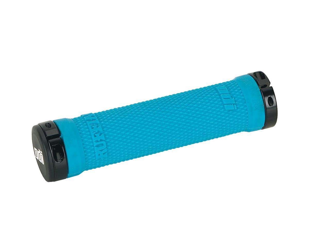 ODI Ruffian MTB Lock On Grips (Aqua) (130mm)