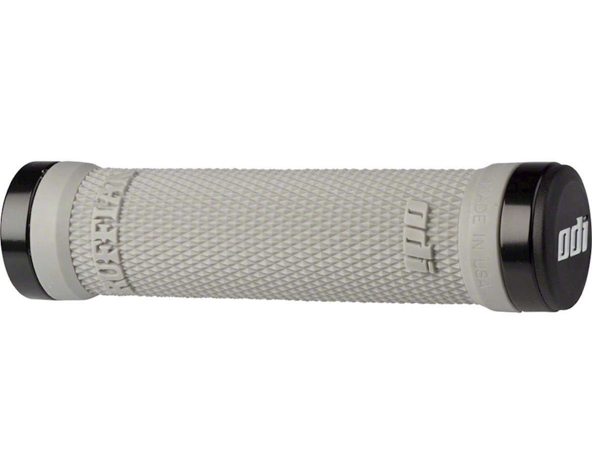 ODI Ruffian MTB Soft Lock On Grips (Gray) (130mm)