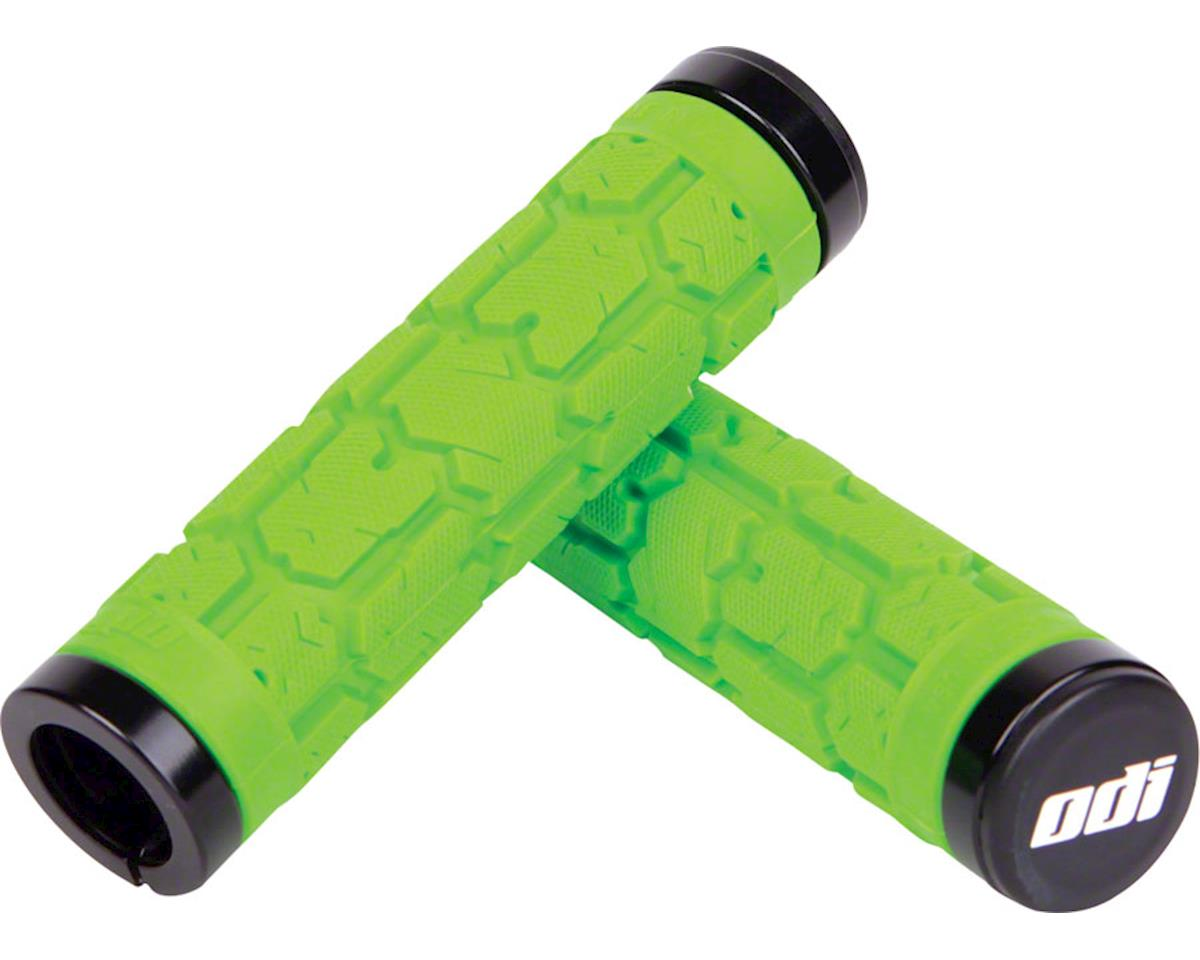 ODI Rogue Lock-On Grips (Lime Green)