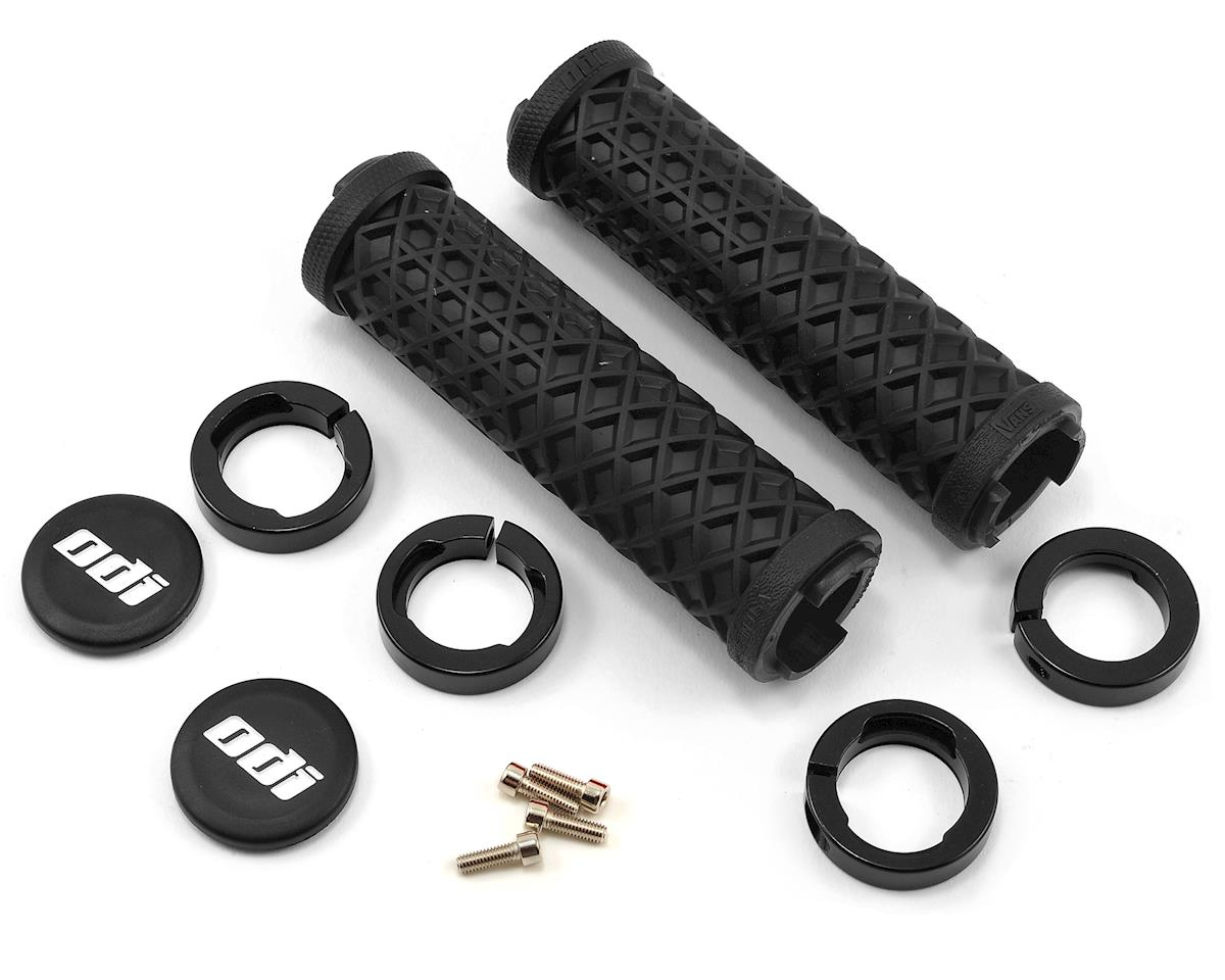 ODI Vans Lock-On Grips (130mm) (Black)
