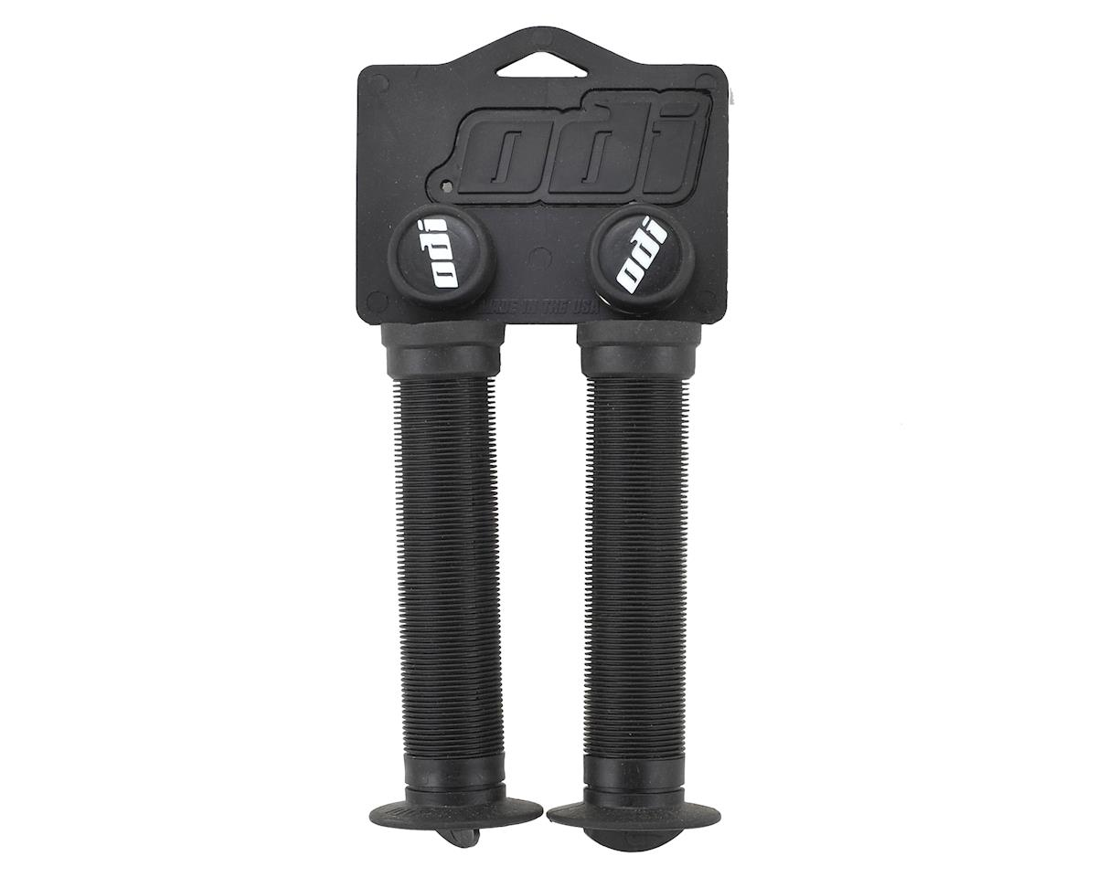 ODI Longneck St Single-Ply BMX Grips (Black)