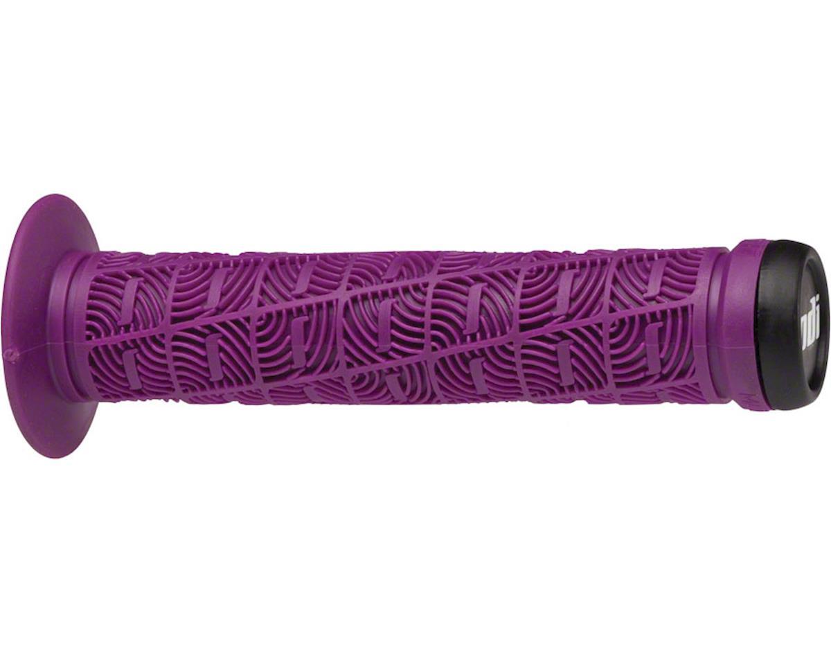 """ODI BMX """"O"""" Grip Grips (Purple) (144mm)"""