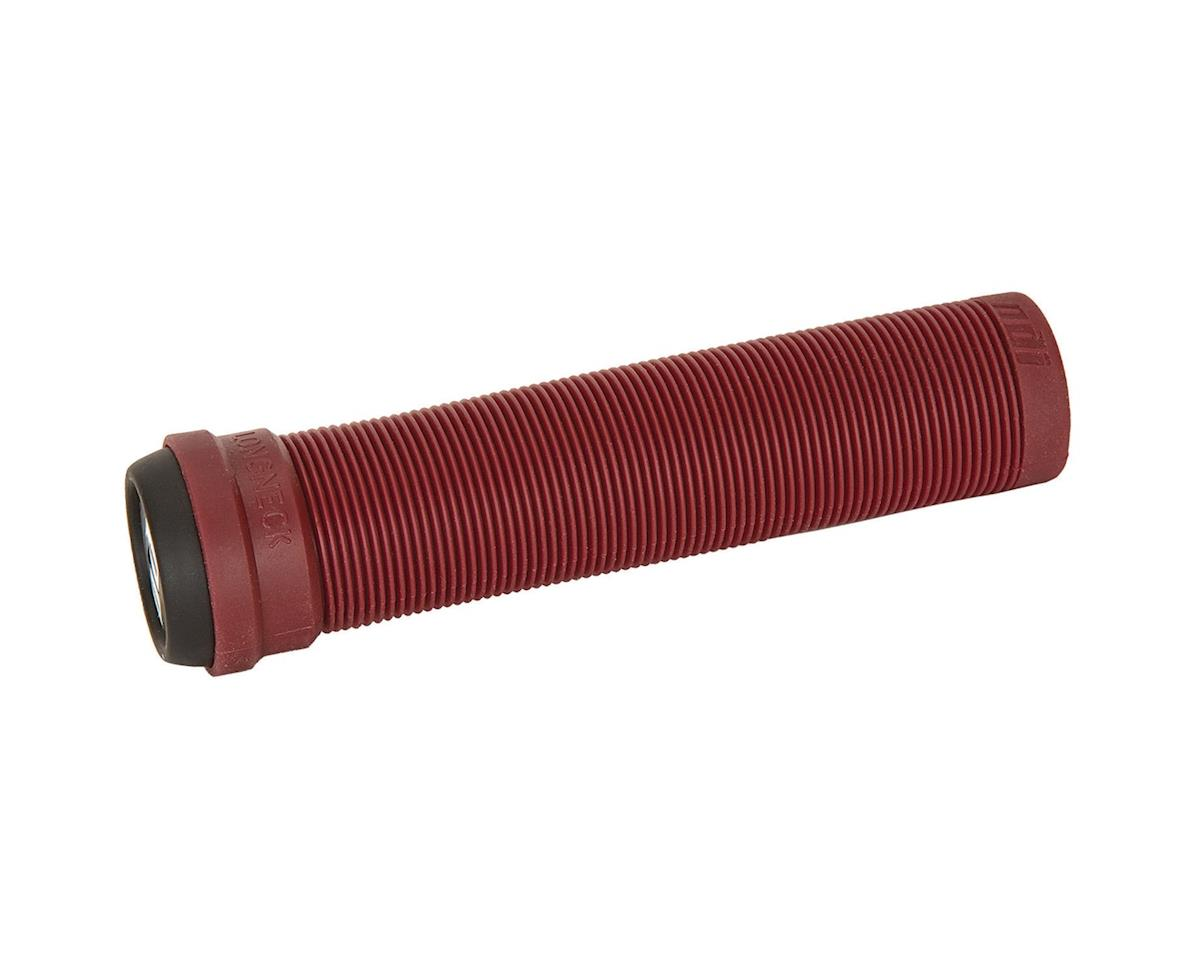 ODI Longneck Soft Compound Flangeless Grips (Drew Bezanson Signature Red)