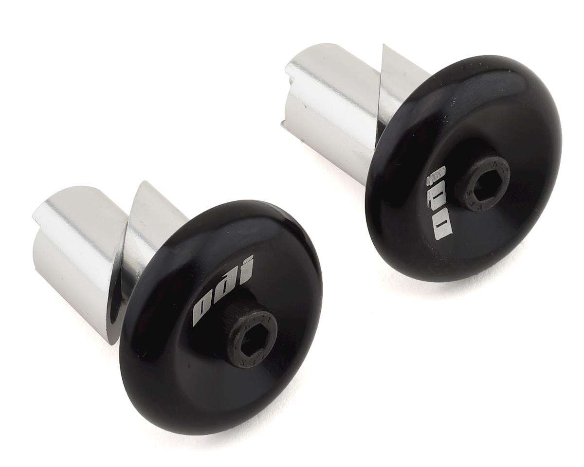 ODI Aluminum Bar Ends (Black) (Pair)