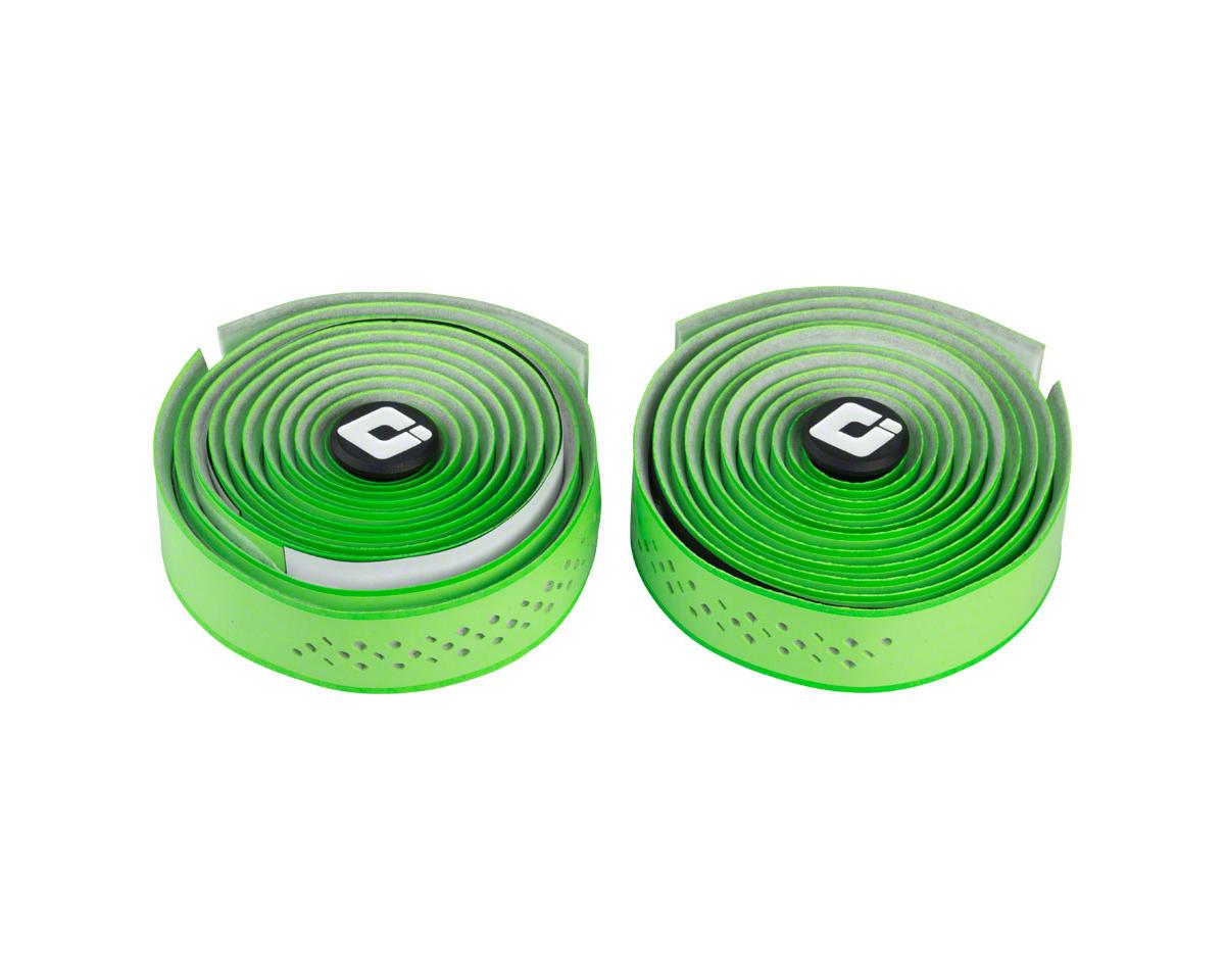 Performance HandleBar Tape (3.5mm) (Lime/White)