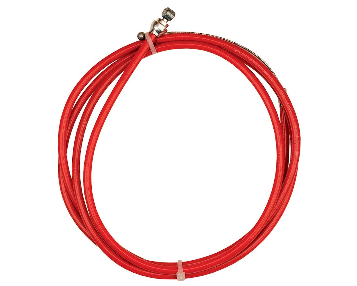 Odyssey Slic Kable Brake Cable Set (Red) (1.5mm Width)