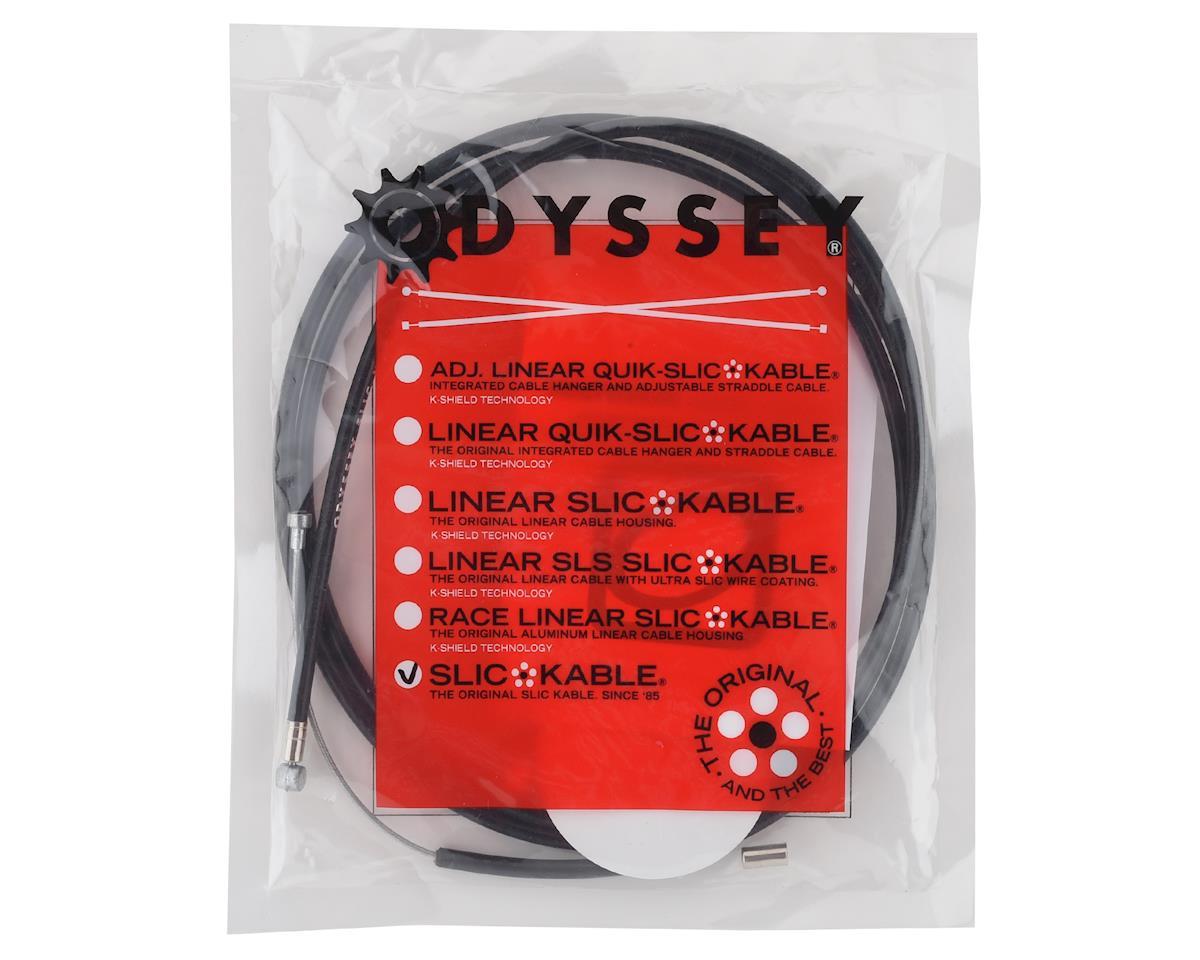 Odyssey Slic-Kable Brake Cable Set (Black) (1.8mm Width)
