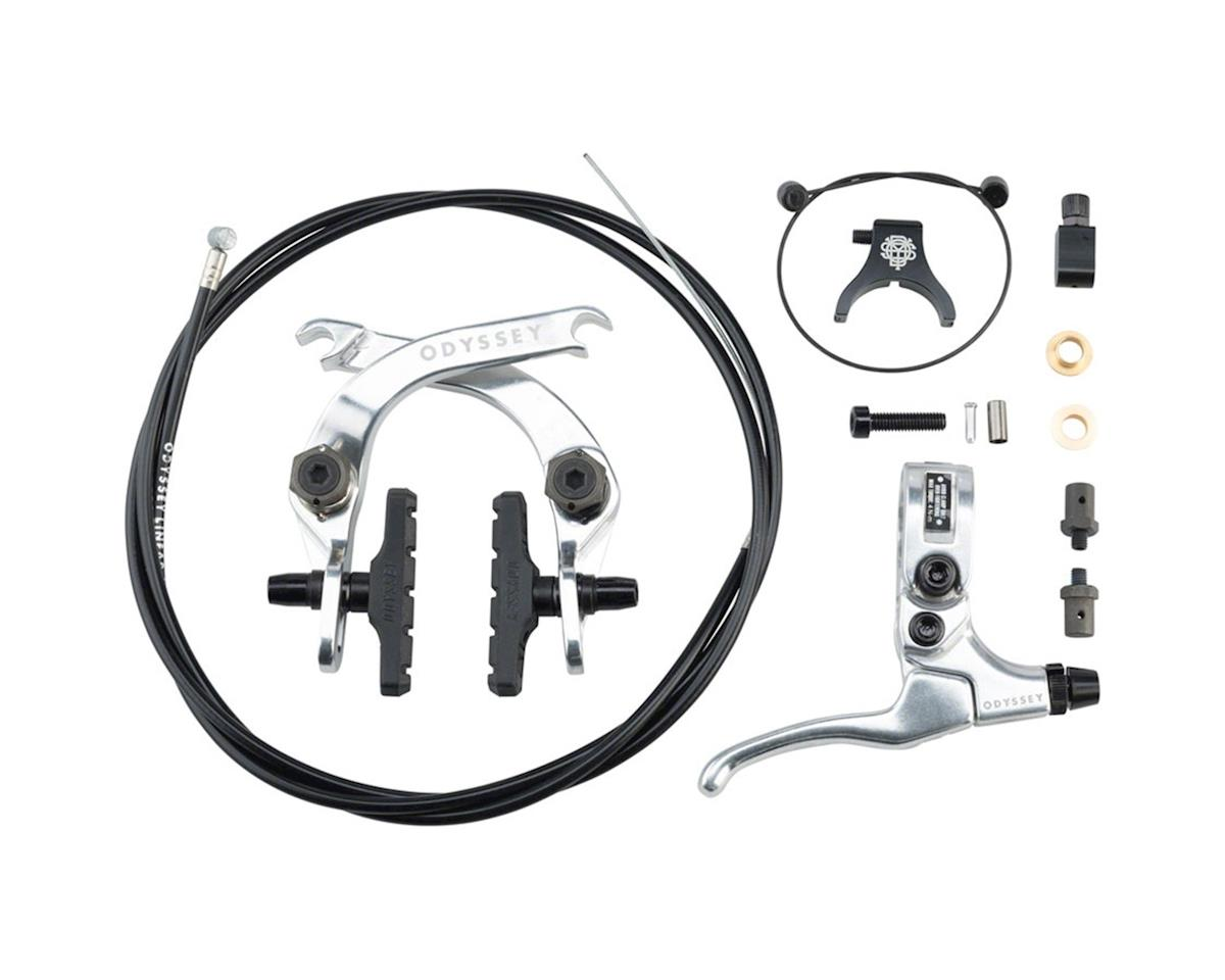 Odyssey Evo2.5 U-Brake Kit (Polished Silver)