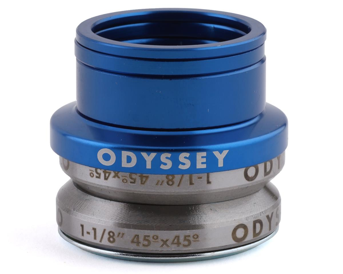 "Odyssey Integrated Pro Headset 1-1/8"" (Anodized Blue)"