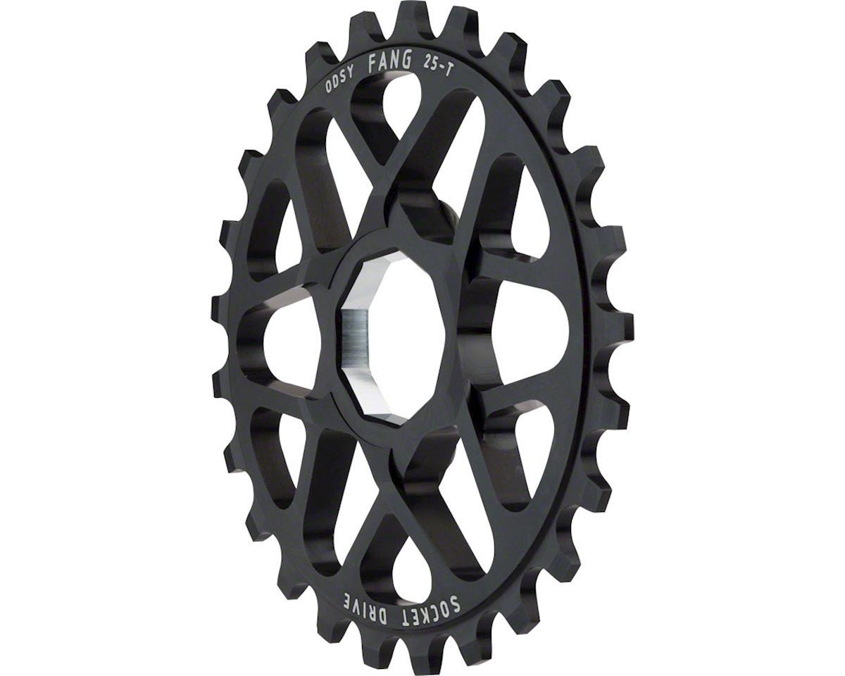 Odyssey Tom Dugan Fang Socket Drive Sprocket (Black) (28T)