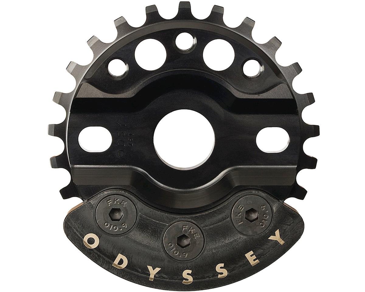 Odyssey Halfbash Sprocket (Black) (25T) (25T)