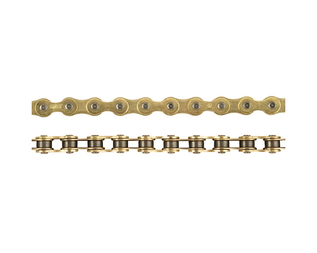 "Odyssey Bluebird Chain (Gold) (1/8"")"