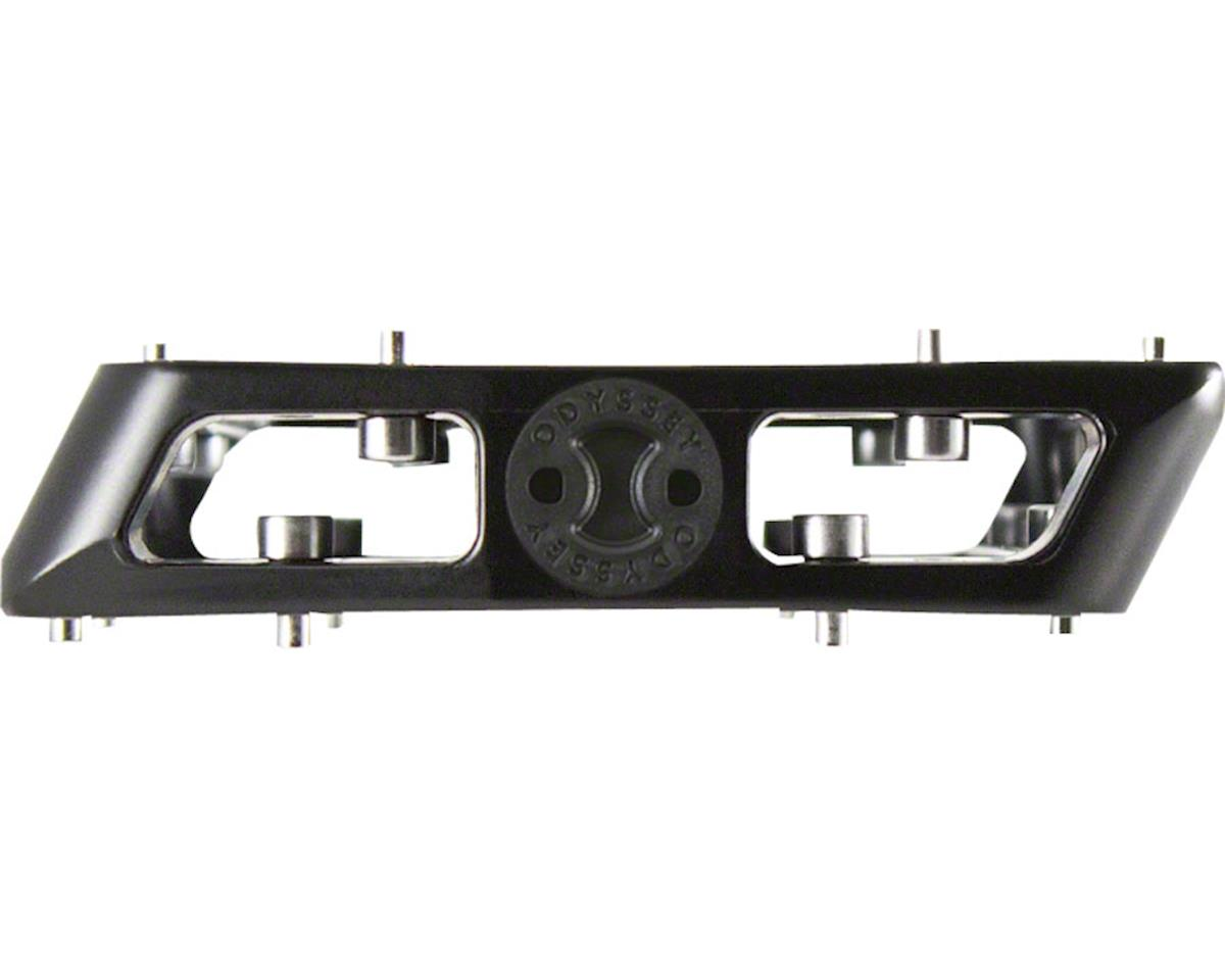 "Odyssey Grandstand Alloy Pedals (Tom Dugan) (Black) (9/16"")"