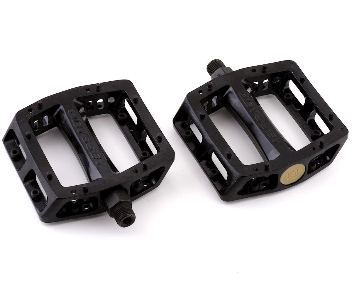 "Odyssey Trailmix Pedals Looseball (Black) (9/16"")"
