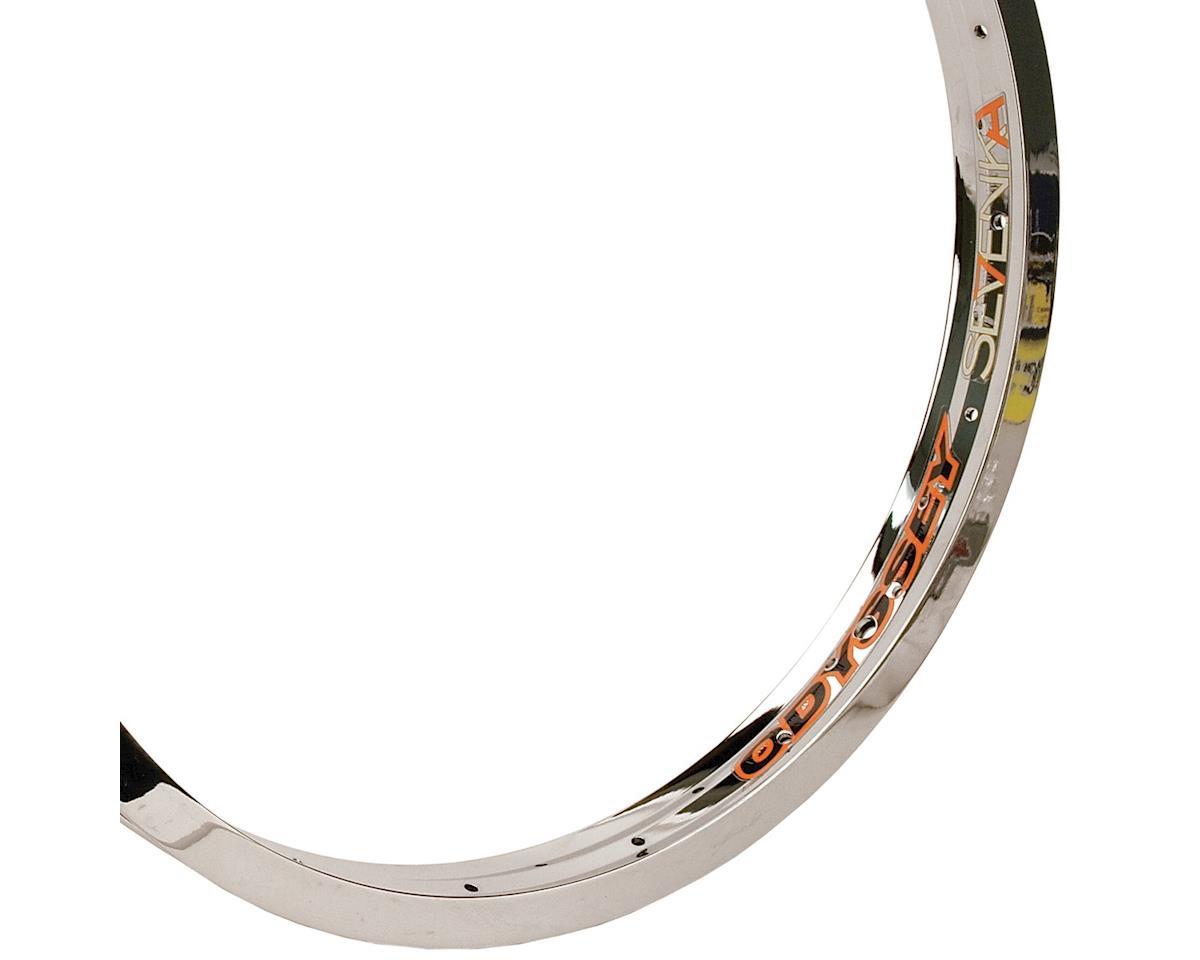 """Odyssey 7K BMX Rim (Chrome) (20 x 1.75"""") (36H)"""