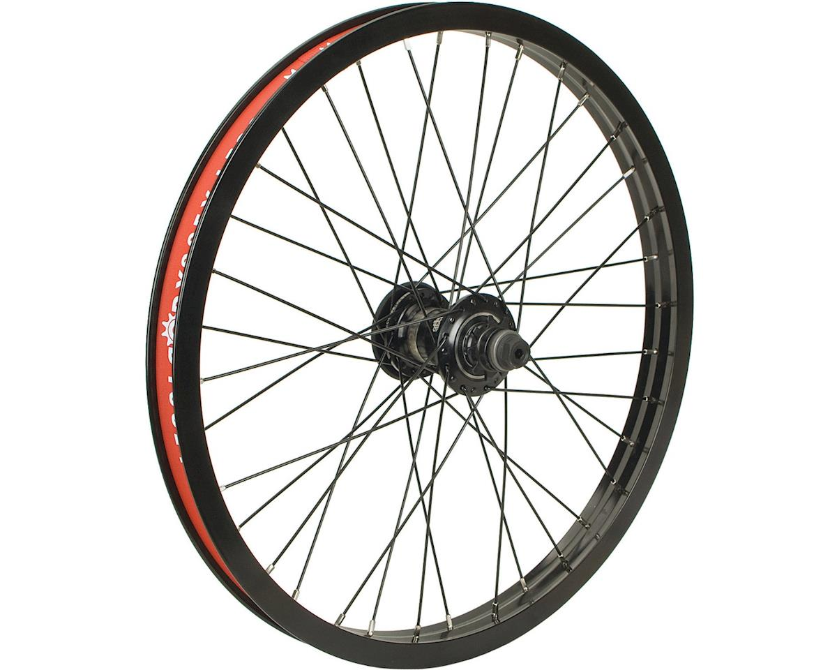 Odyssey Hazard Lite Freecoaster Rear Wheel (Black) (9T) (Left Hand Drive)