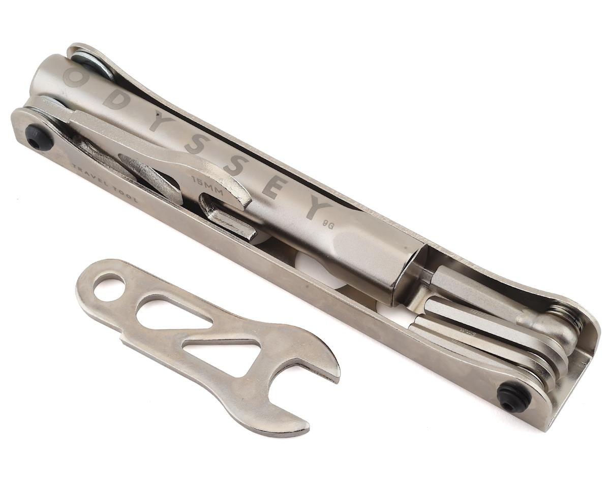Odyssey 8-in-1 Travel Tool (Nickel Plated)