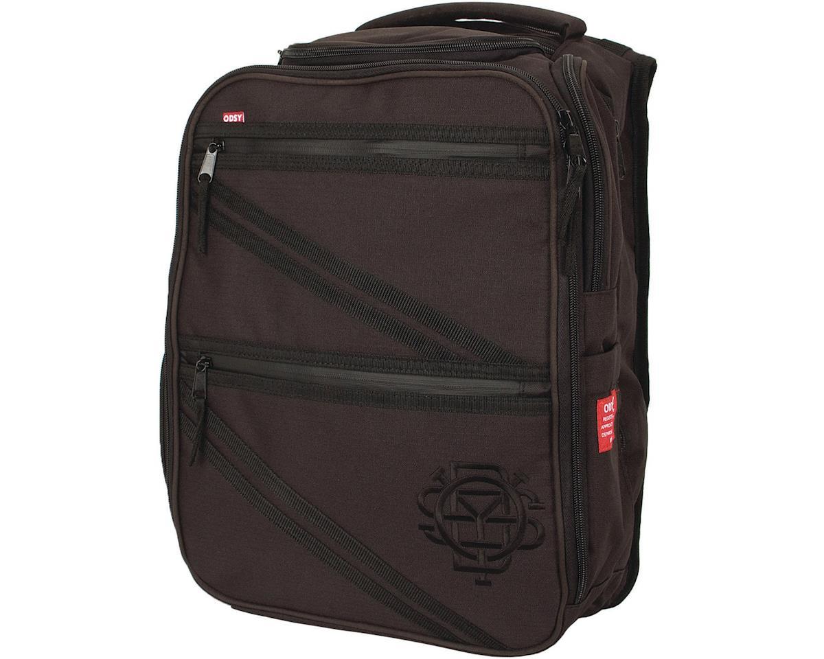 Monogram Backpack (Black)