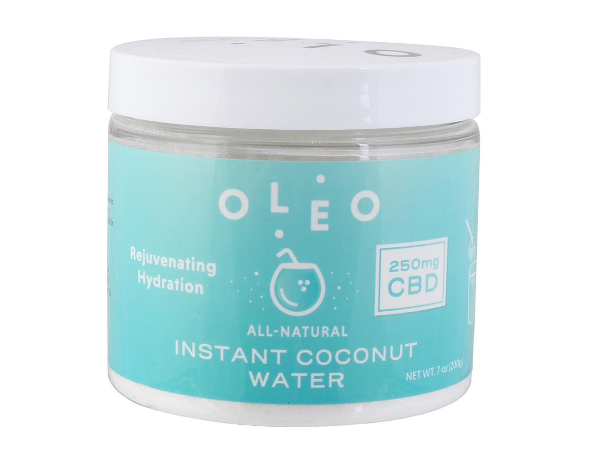 Oleo Instant coconut water, 7oz/200g
