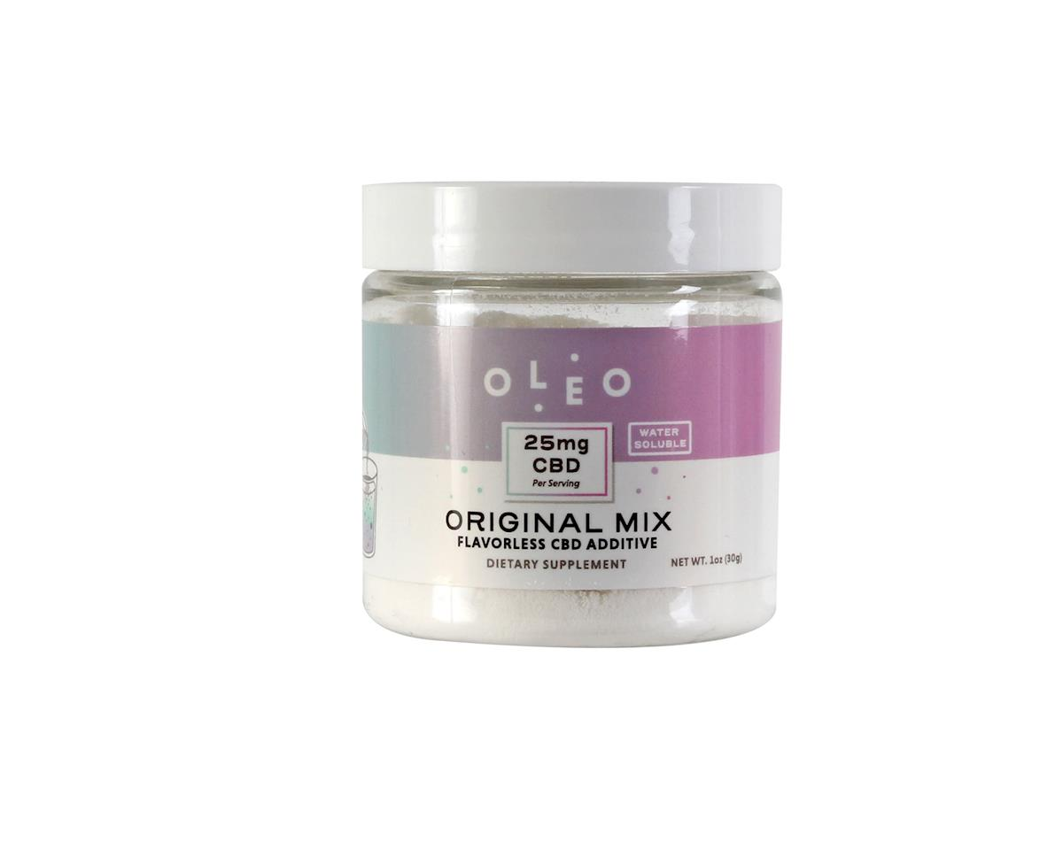 Oleo Original CBD Mix (Unflavored) (1.0oz)