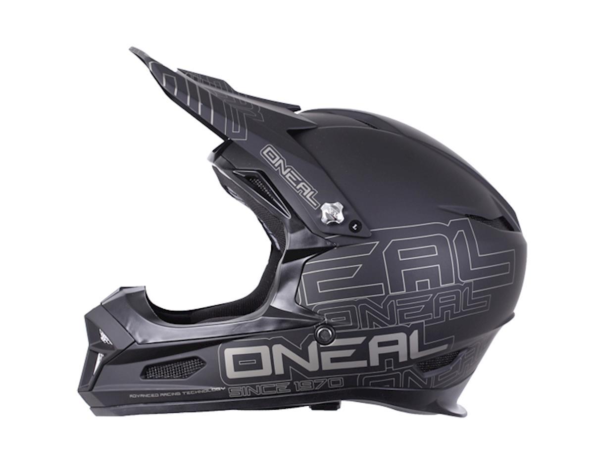 Fury RL II ff helmet, matte black