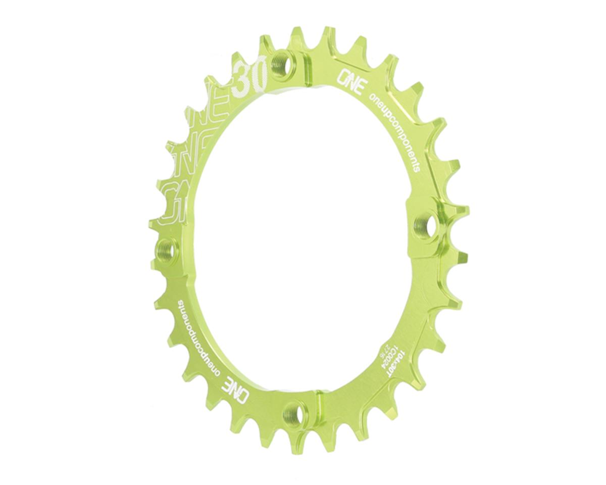 OneUp Components Round Chainring (Black) (104 BCD) (30T)