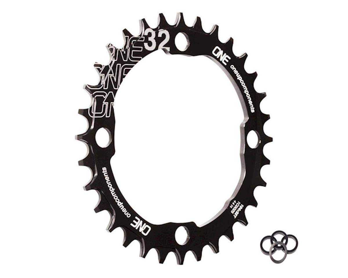 OneUp Components Round Chainring (Black) (104 BCD) (32T)