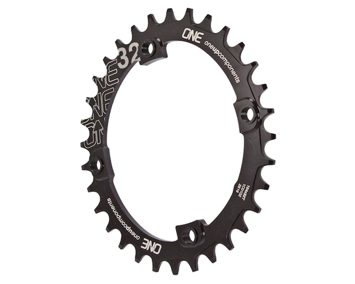 OneUp Components 104 Oval Chainring (Black) (104 BCD) (32T)