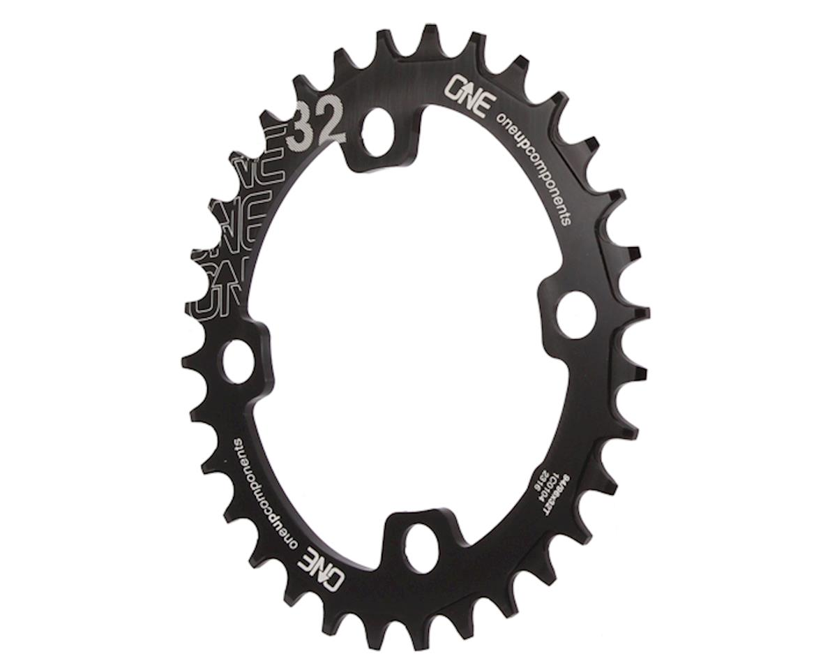 OneUp Components 94/96 Oval Chainring (Black) (94/96BCD)