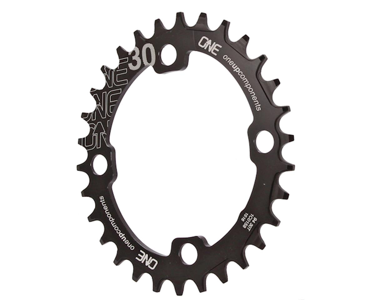 OneUp Components 94 Oval Chainring (Black) (94 BCD) (30T)