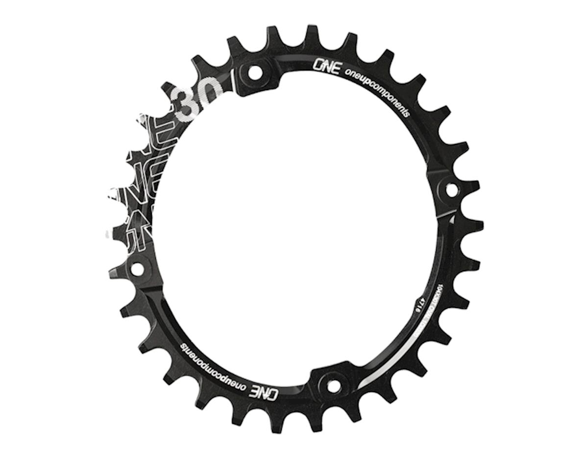 OneUp Components Oval Chainring (Black) (104 BCD) (30T)