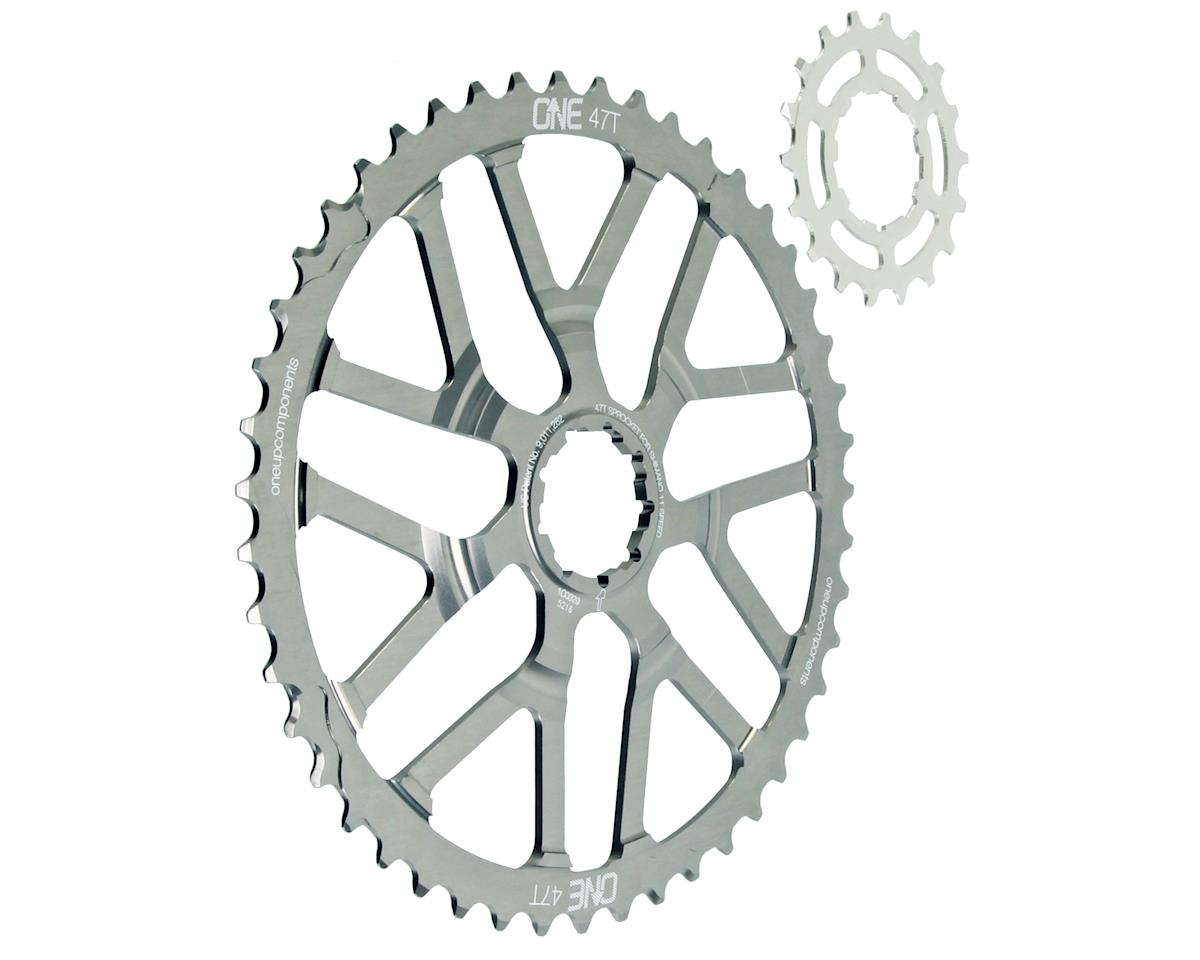 OneUp Components 11 Speed Sprocket Kit (Grey) (47T & 18T Cog)