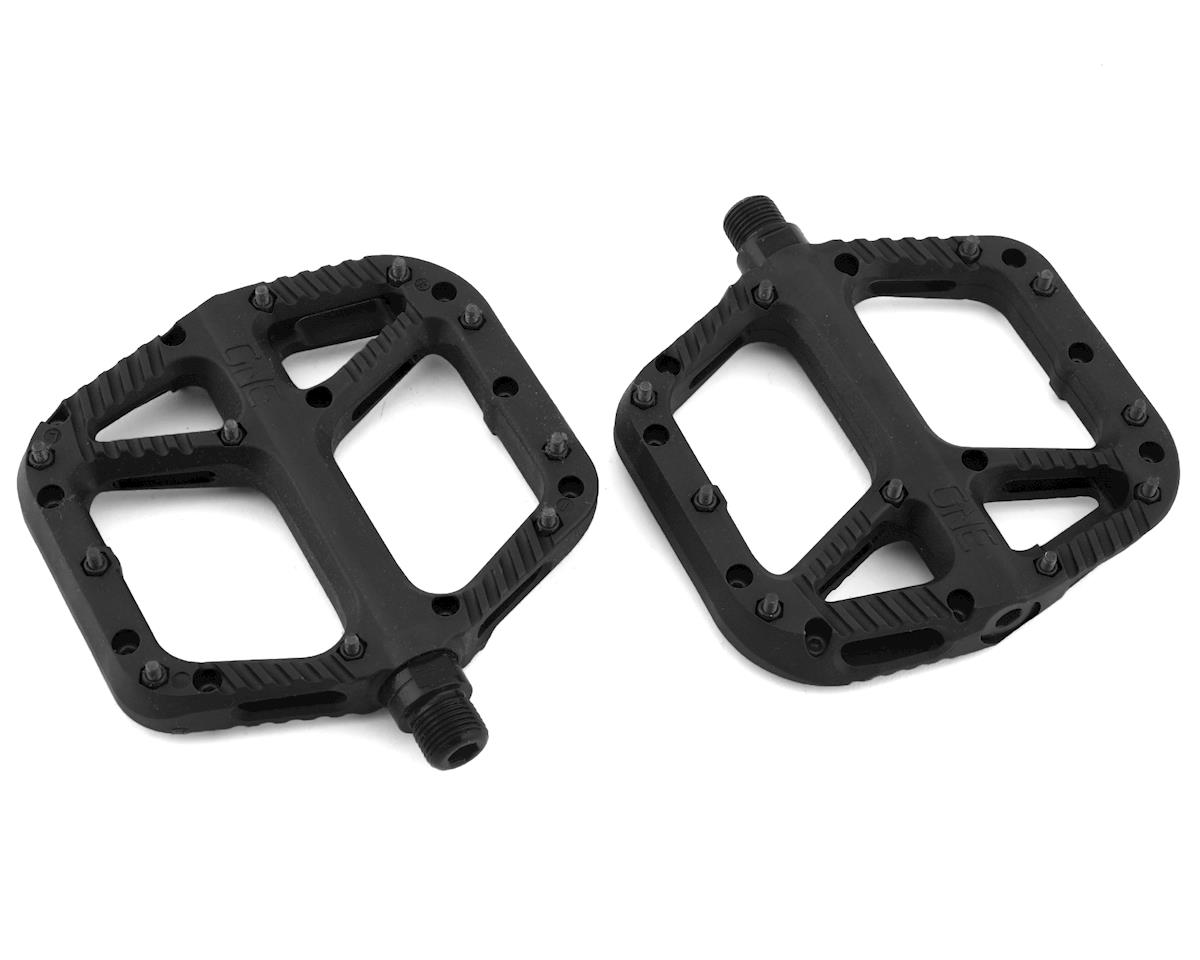 OneUp Components Comp Platform Pedals (Black)