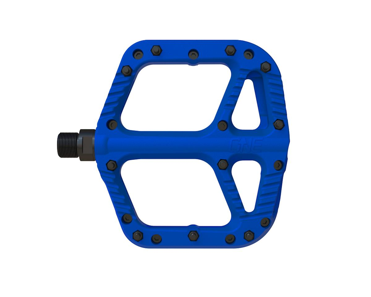 OneUp Components Comp Platform Pedals (Blue)