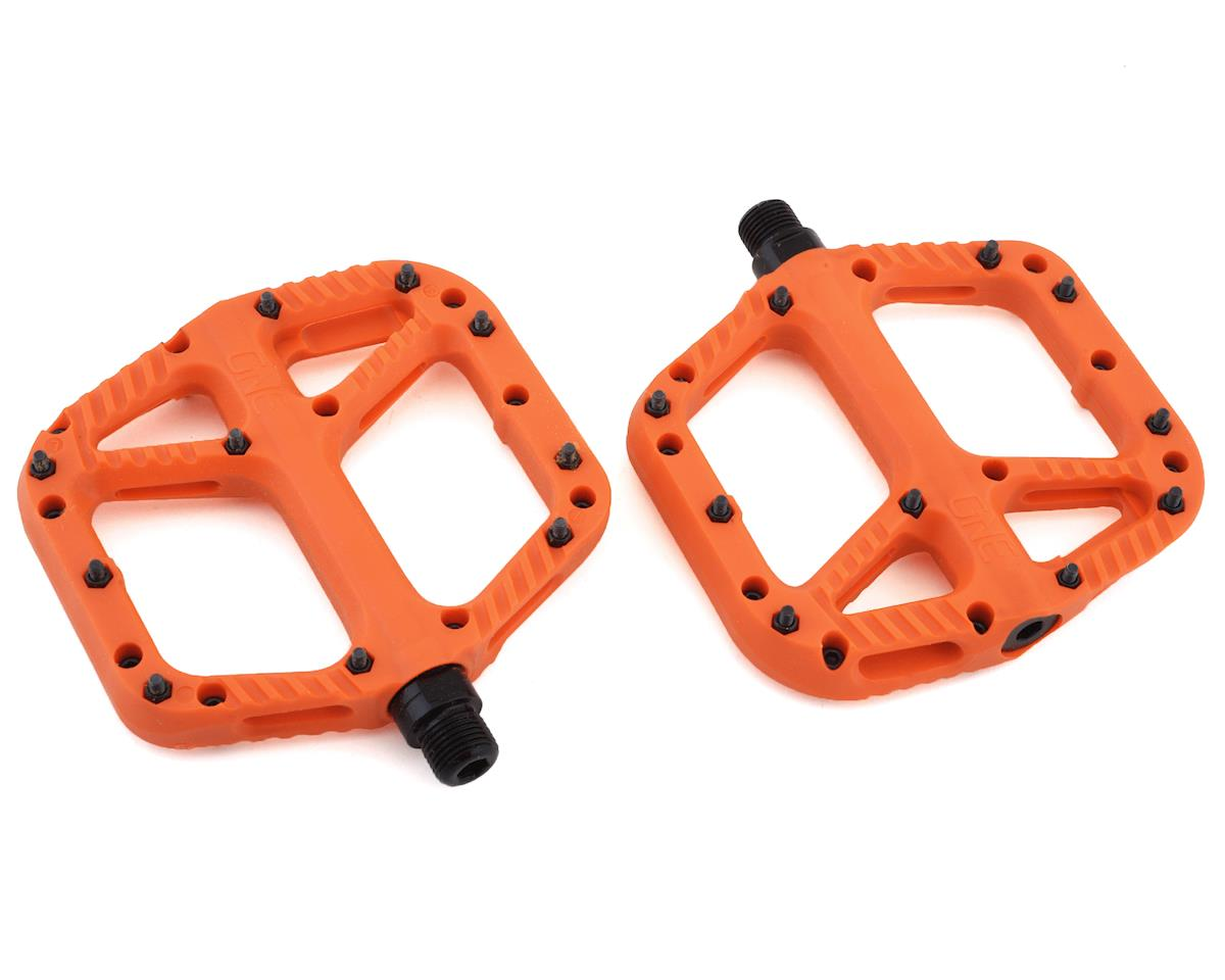 OneUp Components Comp Platform Pedals (Orange)