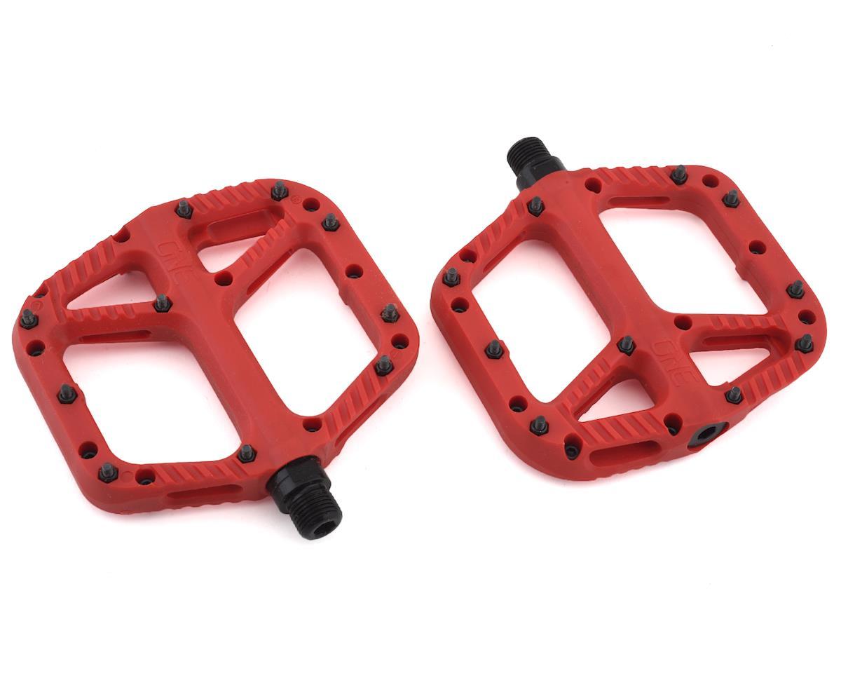 HT Components X-2T Clip Pedals Ti Red Fahrrad-Pedale Fahrradteile & -komponenten