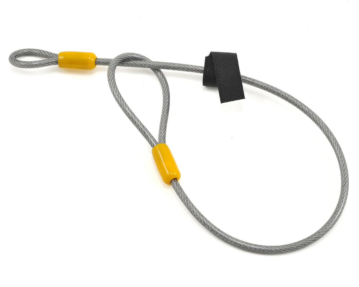 "Akita Lock Cable For Saddles (21"" x 5mm)"