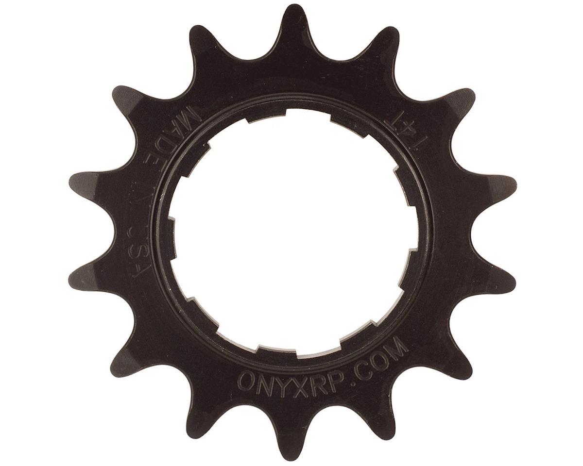 """18T BMX Cog Single Speed MTB ELEVN Cro-Mo Cog 3//32/"""" Shimano Comp Black"""