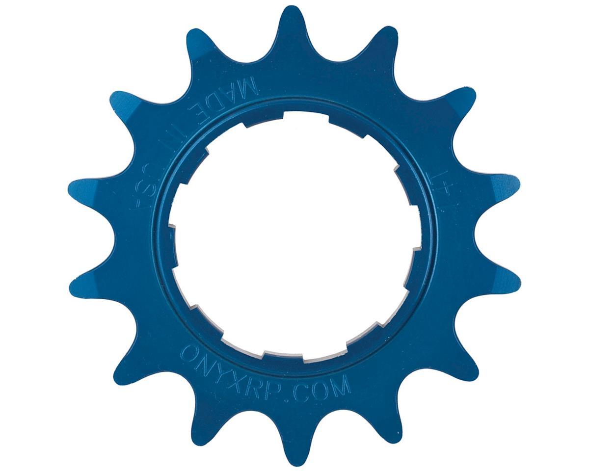 Onyx 7075 Alloy Cassette Cog (3/32) (Blue)