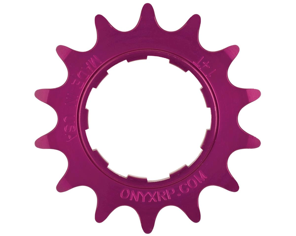 Onyx 7075 Alloy Cassette Cog (3/32) (Purple) (18T)