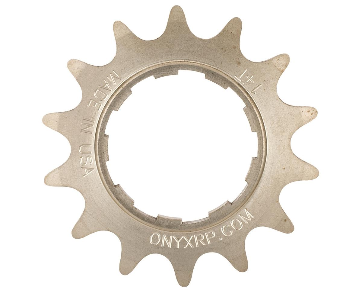 Onyx Stainless Steel Cassette Cog (3/32) (Stainless Steel) (14T)